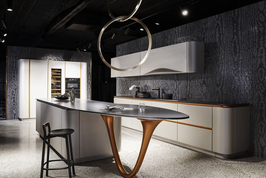 Ola 25 kitchen by Snaidero.