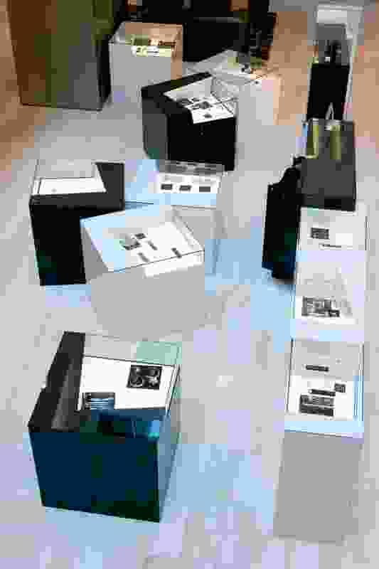 2005 Retail Design Award: Roun Westfield by Clarity Design.