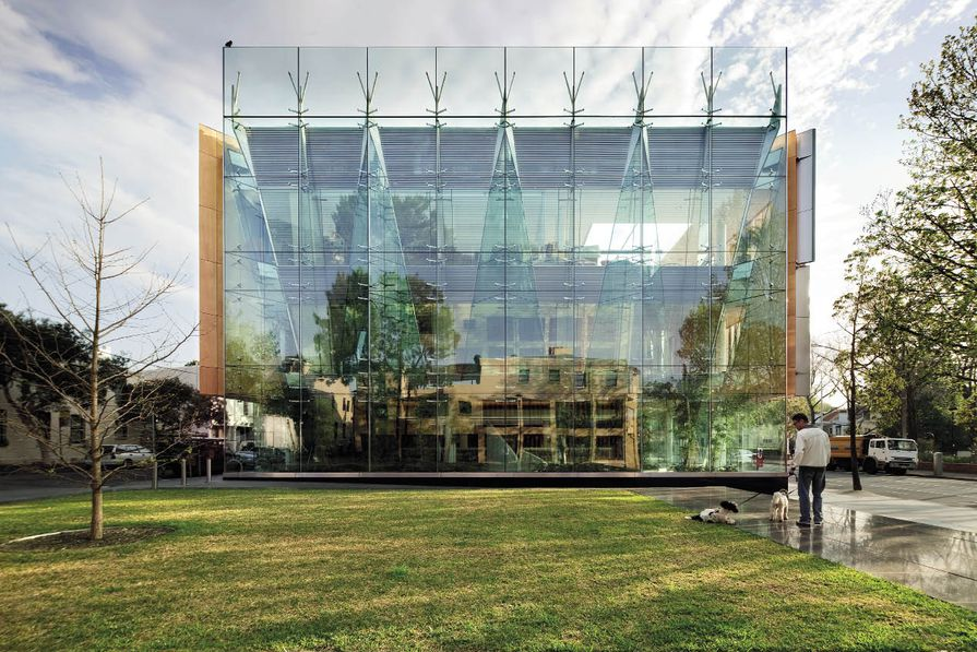 Surry Hills Library and Community Centre.
