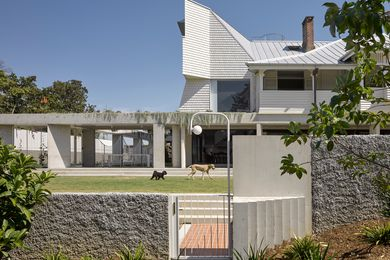 Teneriffe House by Vokes and Peters.