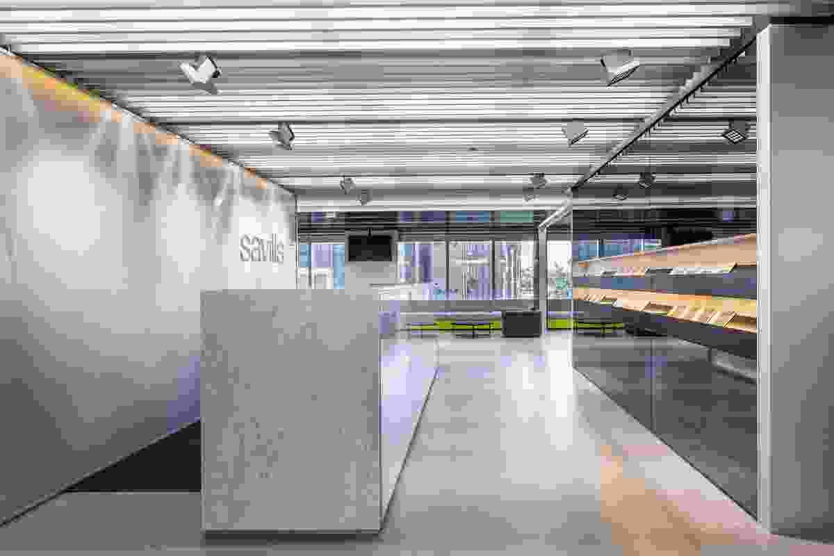 Savills  – Carr Design Group.