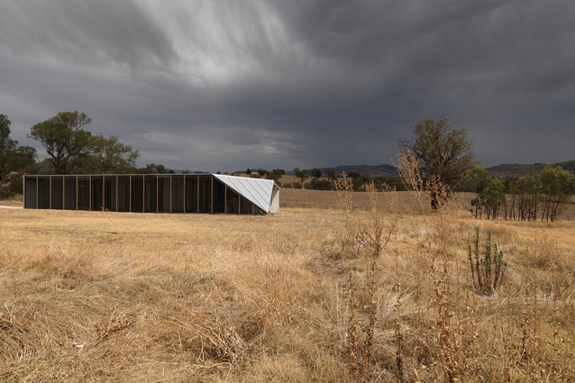Bethanga House (Vic) by tUG Workshop.