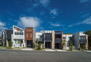 The Envi Micro Urban Village, designed by Degenhart Shedd.