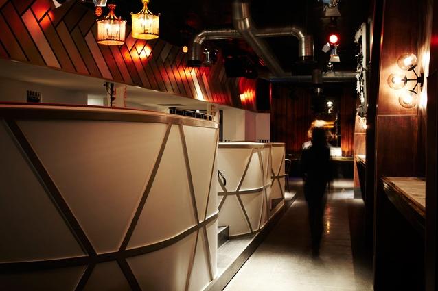 Beresford Upstairs – Kerry Phelan Design Office with Sibella Court
