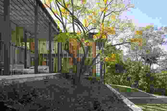 Taringa House by Loucas Zahos Architects.