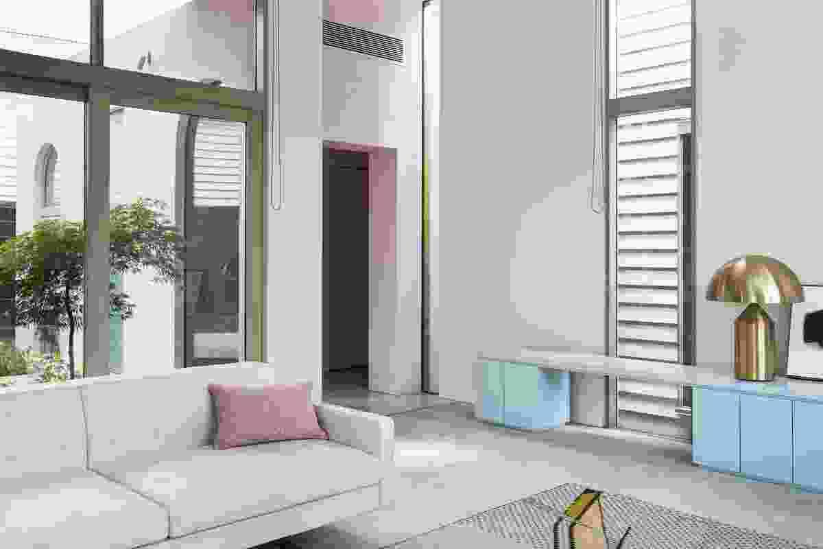 Percy St by Bagnoli Architects.
