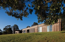In its element: Main Ridge House
