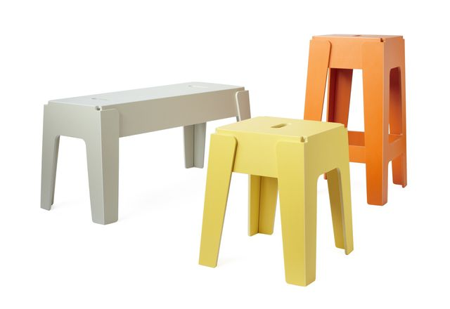 Butter stools by DesignByThem.
