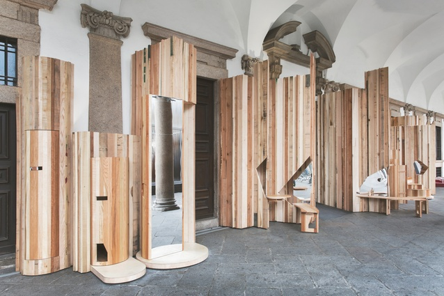 Too Good to Waste by Benedetta Tagliabue of EMBT.