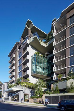 Alondra residences by BVN.