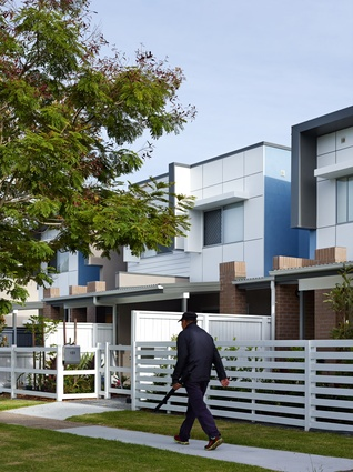 Cornerstone Living - Stage A by idearchitecture.