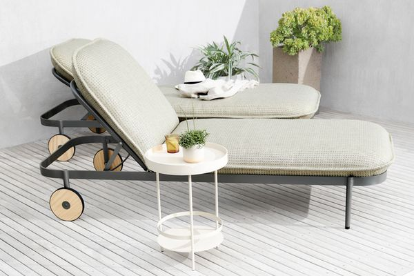 Trace Sunlounge from Tait