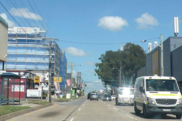 "The review found Canterbury Road is a ""noisy, polluted and harsh environment."""