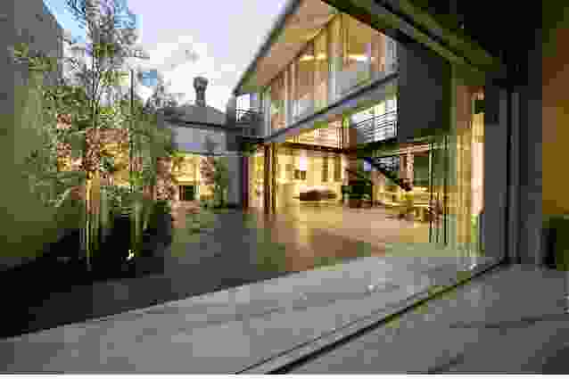 Wedmore House by Bird de la Coeur Architects, a privately developed shared house for a retired couple or group with live in carers.