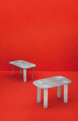 Furniture by Studio Monsieur.