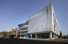 Gray Puksand's vertical school in Prahran completed