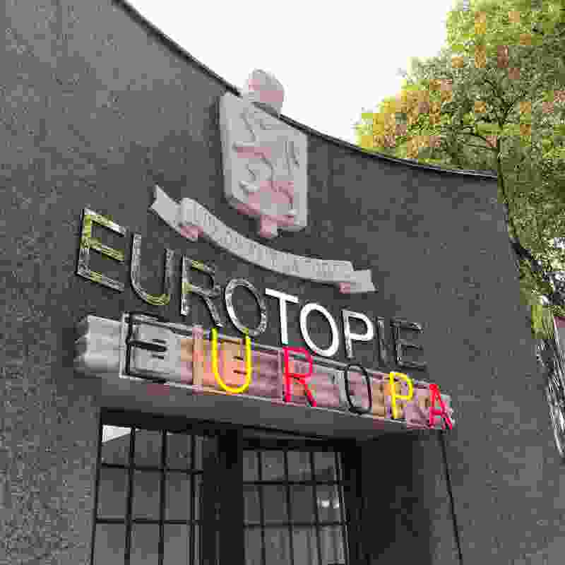 Europa by Central Office for Architecture and Urbanism.