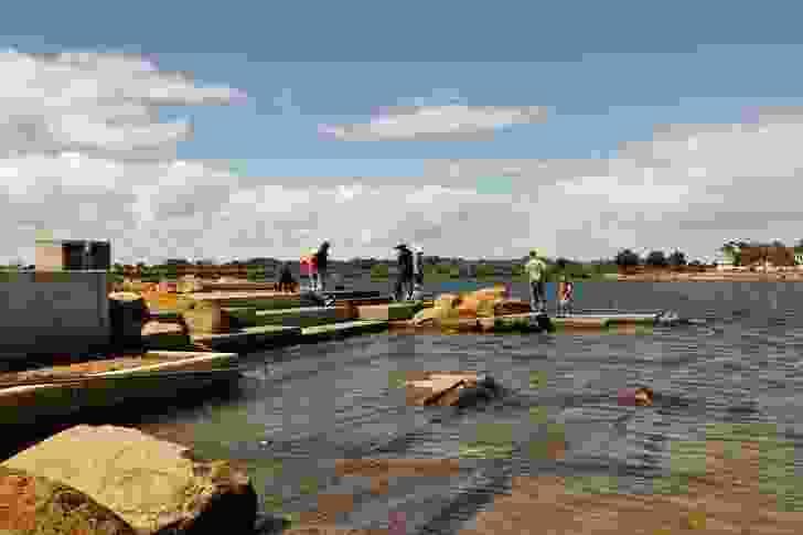 Aspect Studios – Jack Evans Boat Harbour, Tweed Heads NSW (2011).