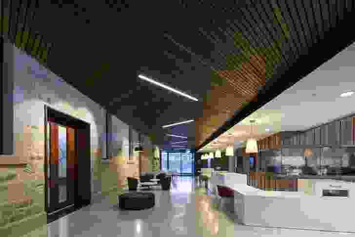 Walkerville Civic & Community Centre by JPE Design Studio.