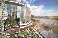 Contentious Queen's Wharf Brisbane casino resort submitted for assessment
