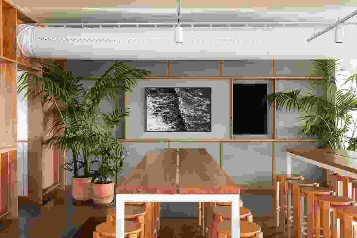 The Beach House by Studio Gram.