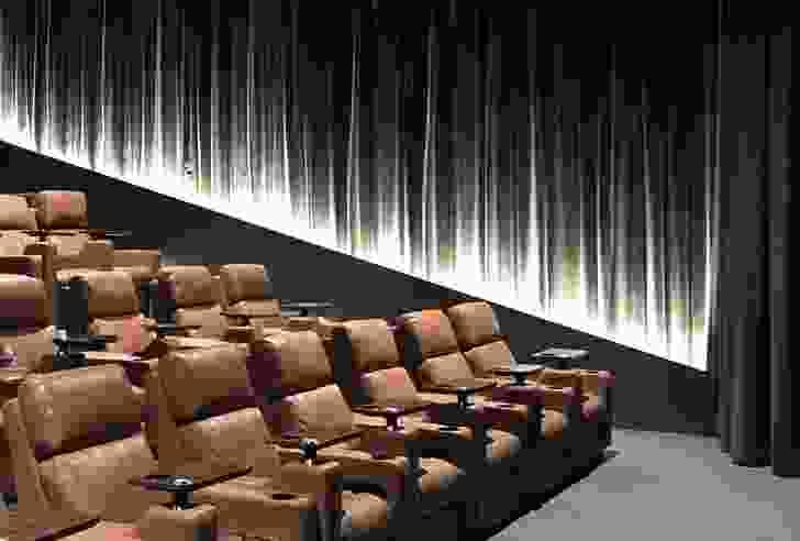 Federation Cinema, Corowa Golf Club by Regional Design Service.