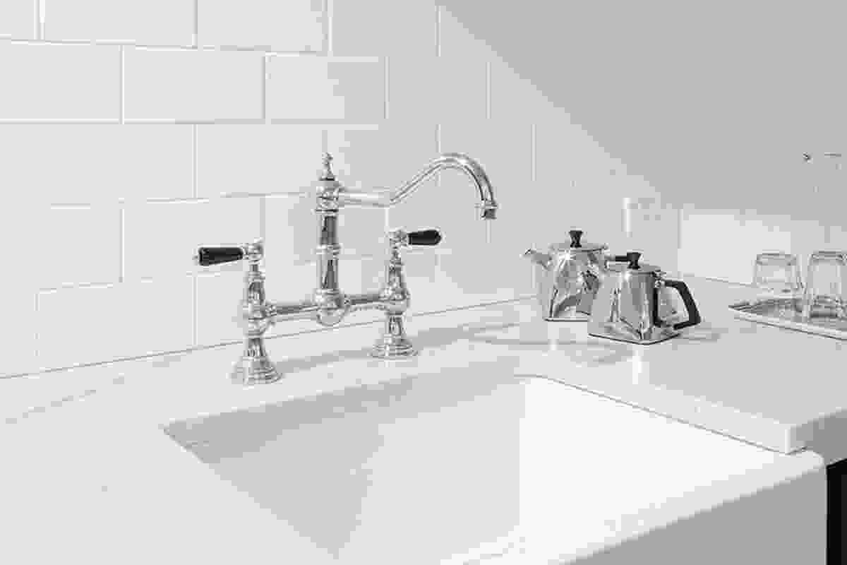 Provence kitchen tap.