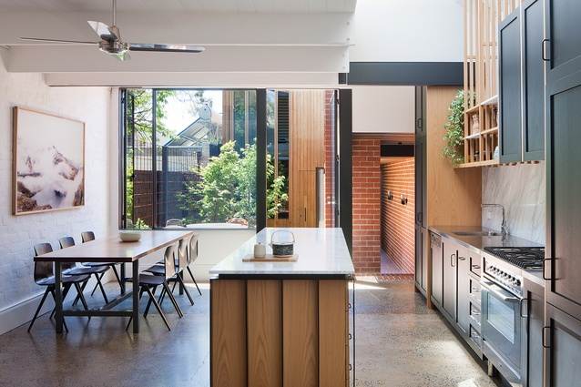 Carlton Cloister (Vic) by MRTN Architects.