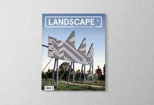 The November 2018 issue of Landscape Architecture Australia.