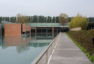 Smeg headquarters, Italy.