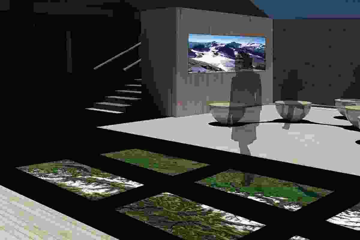 The Digital Garden by Katherine Donaldson (UniSA).