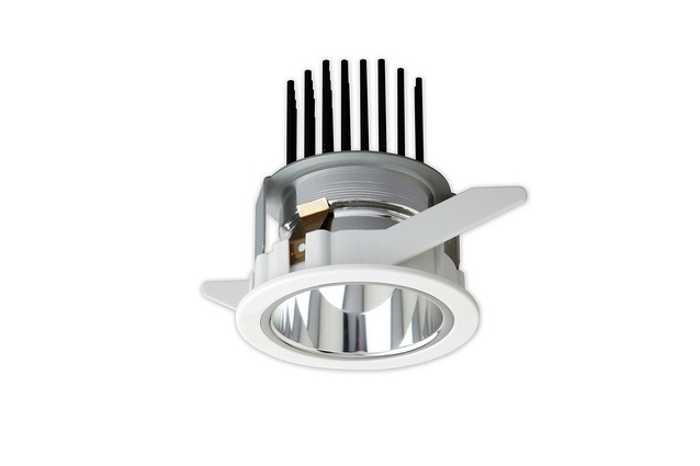 Mini ADL LED downlight from ELS Lighting.