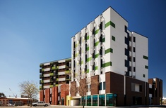 Four entries make shortlist for WA public housing competition