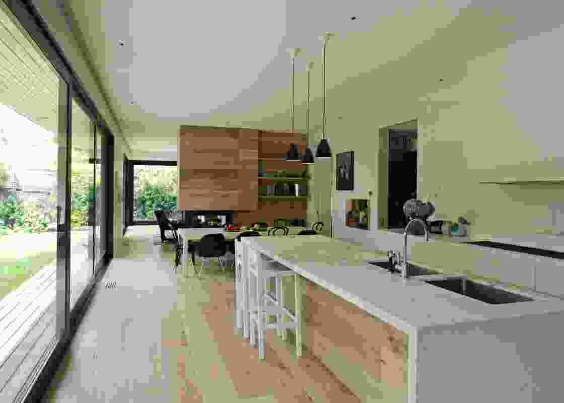 treehouse – susi leeton architects+interiors pty ltd