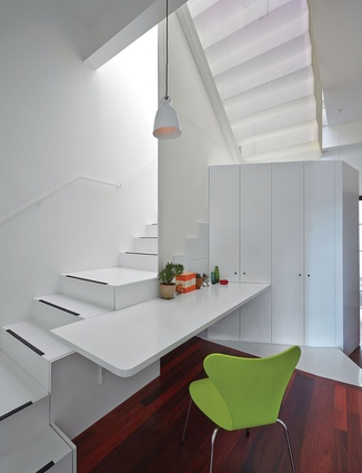 Black House by Andrew Maynard Architects.