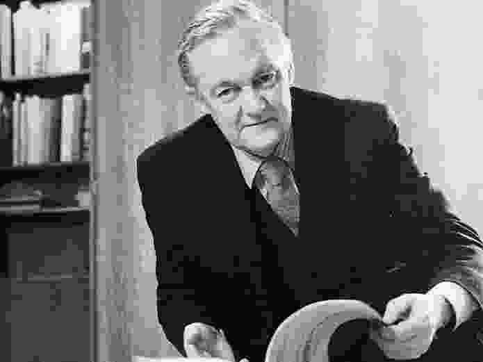 Portrait of Robin Boyd