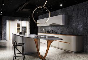 Ola 25 kitchen by Snaidero.