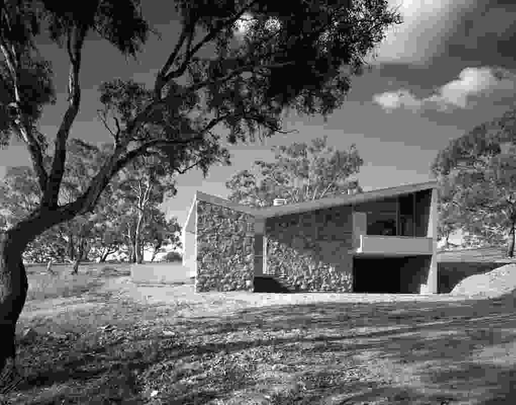 Bowden House by Harry Seidler (1954).