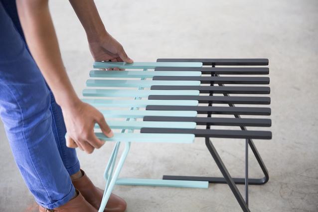 Tabouret stool from La Subtile