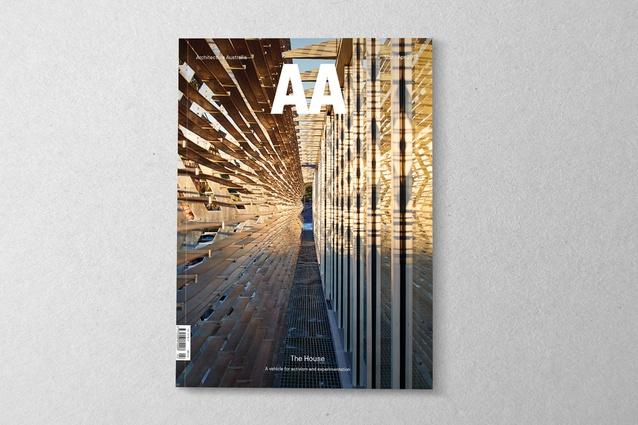 <i>Architecture Australia</i> March/April 2018.