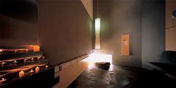 The prayer room.