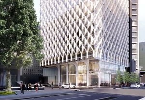 Hyatt Regency Pirie St. by GHD Woodhead.