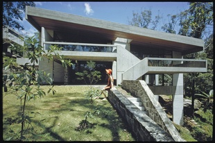 A modernist abroad: Harry Seidler – The Exhibition