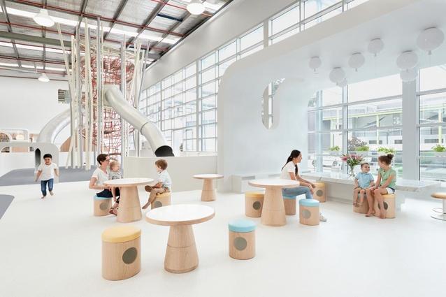 NUBO by PAL Design Group.