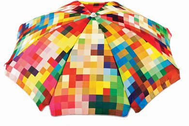 Le Pixel umbrella.