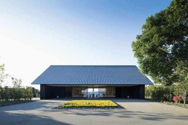 Amanemu by Kerry Hill Architects.