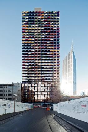 A'Beckett Tower – Elenberg Fraser.