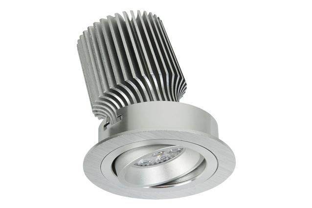 LEDlux 14 watt downlights.