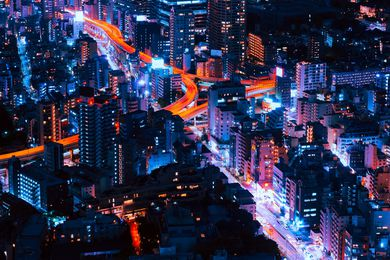 Outbreaks like coronavirus start in and spread from the edges of cities