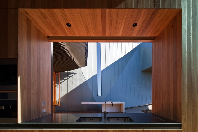 Fairhaven Residence by John Wardle Architects.